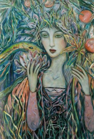 Dark Angel by Christa Oglan