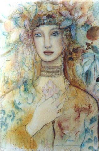 Spirit by Christa Oglan