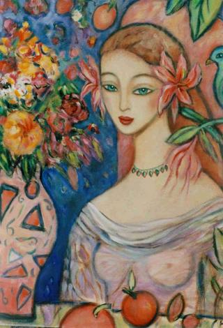 Hephzibah by Christa Oglan