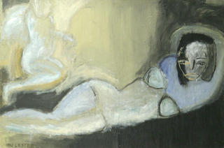 Unfinished Annunciation by Ian Lester