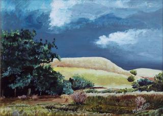 Puntas del Luján 1 by Rosario de Mattos