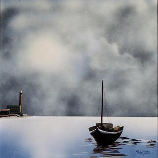 Storm by Rosario de Mattos