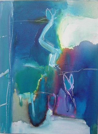 Little Blue by David Armitage