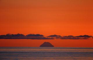 Volcano by Thomas Sbampato