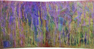Lavender Gold Mist by Graham Mileson