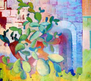 Cactus by Irina Alaverdova