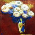 Chrysanthemum by Irina Alaverdova