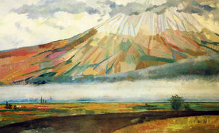 Ararat - Armenia by Irina Alaverdova