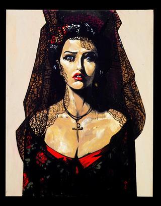 Carmen I by Enrique García Lozano
