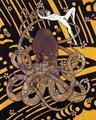 Octopus by Enrique García Lozano