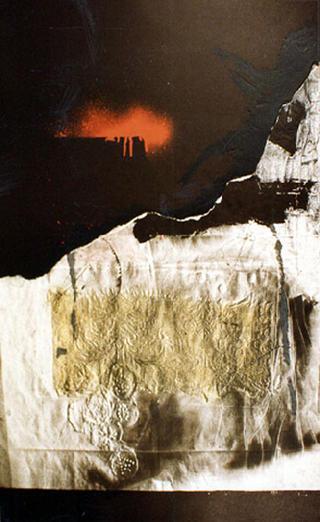 Tache Rouge by Antoni Clavé