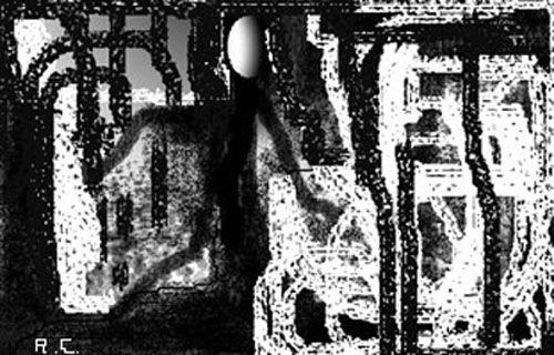 The Shadow by Ricardo Calo