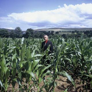 Francisco in a Field of Corn by Teo Hernando