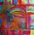 Bordered Face by Pilar Bamba Gastardi