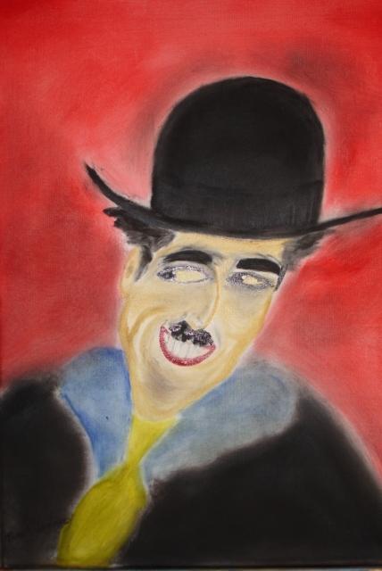 Chaplin by Roger Cummiskey