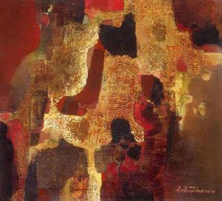 Gold Dust by Ho Huu Thu