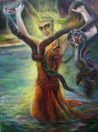 Snake's Soul by Sylva Zalmanson