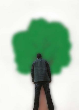 A que este árbol va a ser de mentira… nº 1 by Arturo Marin