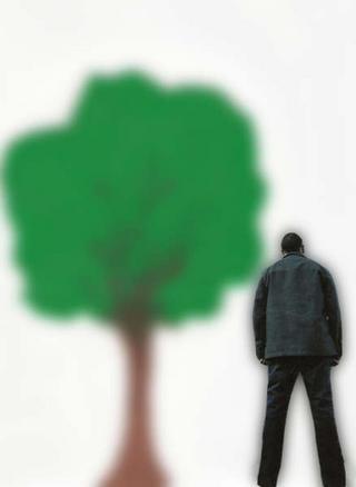 A que este árbol va a ser de mentira… nº 2 by Arturo Marin