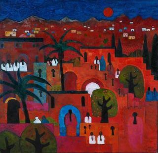 Medina by Rana Jennifer Rodger