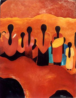 Native American Women by Rana Jennifer Rodger