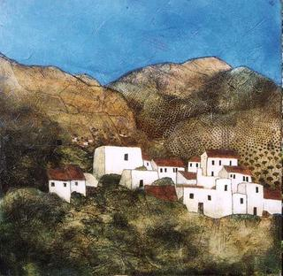 Alpujarran Mountain Village by Rana Jennifer Rodger