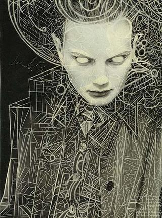 Fame Vampire by Juan Saliquet