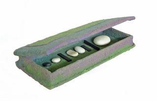Green Zen Box by Javier Seco