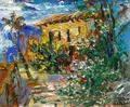 Summer I in Renoir's Garden by Van Duong Thanh