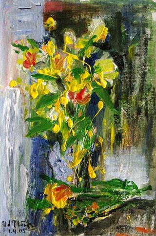 Spring Flowers by Van Duong Thanh