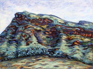 Mount Nameless by Lyn Mazzilli