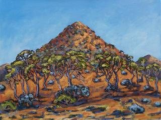 Cue Mountain by Lyn Mazzilli