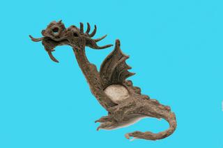 The Happy Dragon by Dagaro