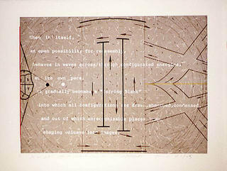 Is As It: Blind Intentions V by Shusaku Arakawa