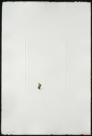 1 cm by Liliana Porter