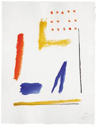 Ritmes i Espais 1 by Albert Rafols Casamada