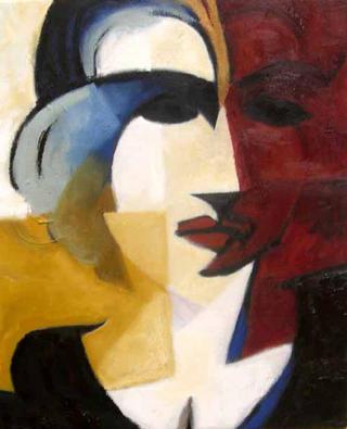 Sienna Portrait by Ernesto Maguiña Gómez
