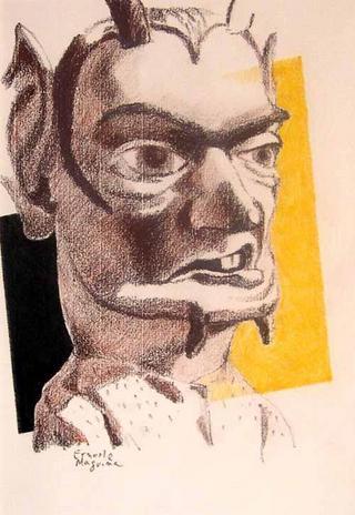 Dimoni I by Ernesto Maguiña Gómez