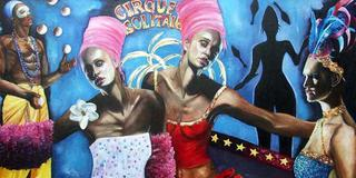 Cirque Solitaire by Hilary Dunne
