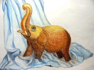 Elephant by Priyanka Gupta