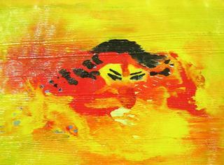 Maa Kali by Priyanka Gupta