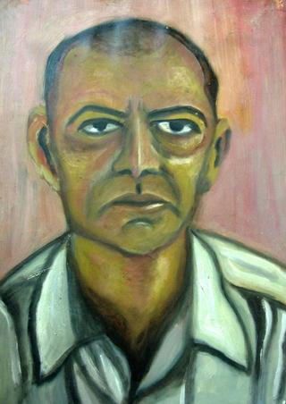 Portrait by Priyanka Gupta