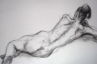 Nude VII by Tony Heath