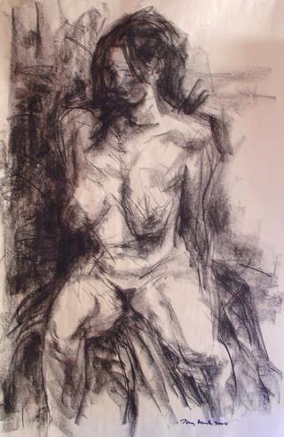 Nude XI by Tony Heath