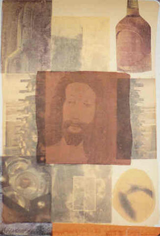 Untitled from Arcanum Portfolio 02 by Robert Rauschenberg