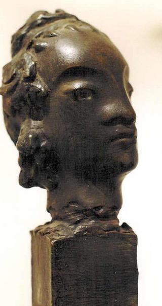 Negroide by Encarnación Hernández