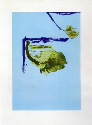La Sardana by Helen Frankenthaler