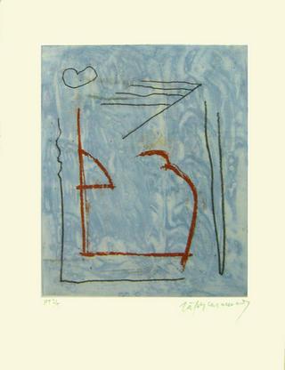Untitled I by Albert Rafols Casamada