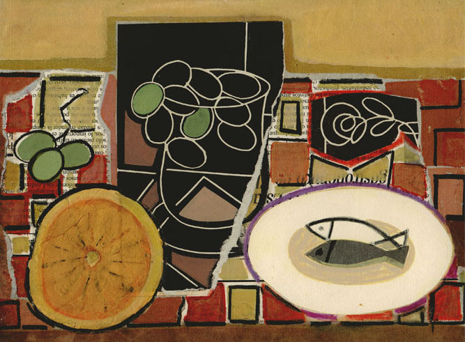 Still-life with Glass by Jacoba