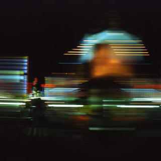 Travelling Still, Tokyo, III by Rob Carter